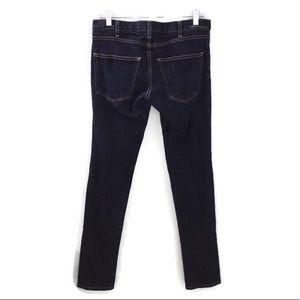 Current/Elliott Jeans - Current/Elliott Deadstock Blue Denim Skinny Jeans